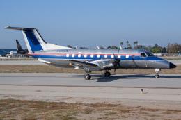 Ryan-airさんが、ロングビーチ空港で撮影したベリー・アヴィエーション EMB-120 Brasiliaの航空フォト(飛行機 写真・画像)
