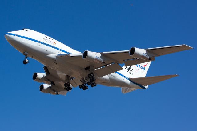 アメリカ航空宇宙局 Boeing 747SP N747NA マーチ統合空軍予備役基地  航空フォト | by Ryan-airさん