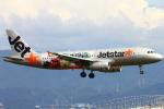 TKBKさんが、関西国際空港で撮影したジェットスター・ジャパン A320-232の航空フォト(写真)