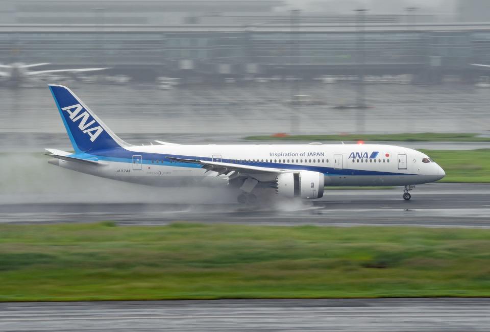 tsubasa0624さんの全日空 Boeing 787-8 Dreamliner (JA874A) 航空フォト