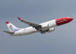 voyagerさんが、ロンドン・ガトウィック空港で撮影したノルウェー・エアUK 737-8JPの航空フォト(写真)