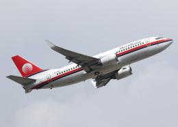 voyagerさんが、ロンドン・ガトウィック空港で撮影したメリディアーナ 737-36Nの航空フォト(飛行機 写真・画像)