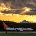 新千歳空港 - New Chitose Airport [CTS/RJCC]で撮影されたチェジュ航空 - Jeju Air [7C/JJA]の航空機写真