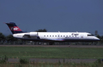 kumagorouさんが、仙台空港で撮影したフェアリンク CL-600-2B19 Regional Jet CRJ-100LRの航空フォト(飛行機 写真・画像)