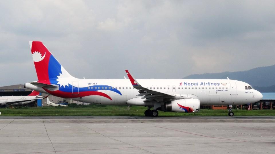 westtowerさんのネパール航空 Airbus A320 (9N-AKW) 航空フォト