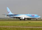 voyagerさんが、アムステルダム・スキポール国際空港で撮影したTUIフライ・ネーデルランド 737-86Nの航空フォト(飛行機 写真・画像)