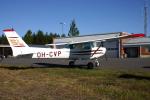 Echo-Kiloさんが、ラッペーンランタ空港で撮影したSalpauslento 152 IIの航空フォト(写真)