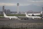 B747‐400さんが、羽田空港で撮影したサウジアラビア王室空軍 737-7DP BBJの航空フォト(写真)