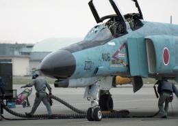 元青森人さんが、茨城空港で撮影した航空自衛隊 F-4EJ Phantom IIの航空フォト(飛行機 写真・画像)