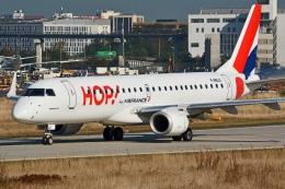 航空フォト:F-HBLD エールフランス・オップ! E190