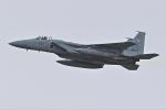 Oyasumiさんが、小松空港で撮影した航空自衛隊 F-15J Eagleの航空フォト(写真)