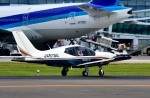 Dojalanaさんが、函館空港で撮影した日本個人所有 TB-20 Trinidad GTの航空フォト(飛行機 写真・画像)
