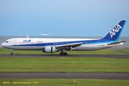 いおりさんが、山口宇部空港で撮影した全日空 767-381/ERの航空フォト(飛行機 写真・画像)