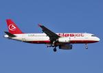 RA-86141さんが、アンタルヤ空港で撮影したアトラスジェット A320-232の航空フォト(写真)