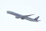 しかばねさんが、フランクフルト国際空港で撮影した全日空 777-381/ERの航空フォト(写真)