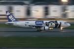 福岡空港 - Fukuoka Airport [FUK/RJFF]で撮影されたV エア - V air [ZV/VAX]の航空機写真
