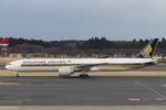Scotchさんが、成田国際空港で撮影したシンガポール航空 777-312/ERの航空フォト(写真)