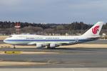 Scotchさんが、成田国際空港で撮影した中国国際貨運航空 747-4J6(BCF)の航空フォト(飛行機 写真・画像)