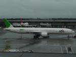 Shibataさんが、成田国際空港で撮影した日本航空 777-346/ERの航空フォト(写真)