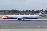 Scotchさんが、成田国際空港で撮影したブリティッシュ・エアウェイズ 777-36N/ERの航空フォト(飛行機 写真・画像)