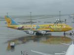 Shibataさんが、中部国際空港で撮影した全日空 747-481(D)の航空フォト(写真)