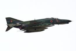 かぷちーのさんが、小松空港で撮影した航空自衛隊 RF-4EJ Phantom IIの航空フォト(飛行機 写真・画像)