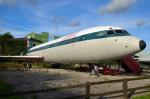 IL-18さんが、マンチェスター空港で撮影したブリティッシュ・ヨーロピアン・エアウェイズ Trident 3Bの航空フォト(写真)