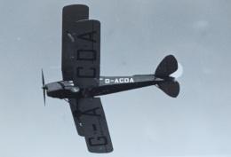 TKOさんが、オールド・ラインベック飛行場で撮影したアメリカ個人所有 DH.82A Tiger Mothの航空フォト(飛行機 写真・画像)