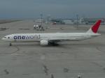 Shibataさんが、中部国際空港で撮影した日本航空 777-346の航空フォト(写真)