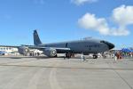 kon chanさんが、普天間飛行場で撮影したアメリカ空軍 KC-135R Stratotanker (717-148)の航空フォト(写真)