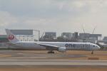 Shibataさんが、伊丹空港で撮影した日本航空 777-346の航空フォト(写真)