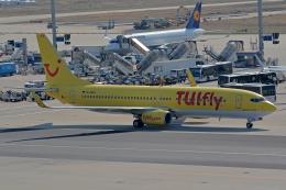 k-spotterさんが、フランクフルト国際空港で撮影したトゥイフライ 737-8K5の航空フォト(飛行機 写真・画像)