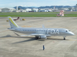 Shibataさんが、名古屋飛行場で撮影したフジドリームエアラインズ ERJ-170-200 (ERJ-175STD)の航空フォト(写真)