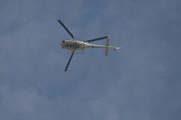 Cスマイルさんが、花巻空港で撮影した日本法人所有 AS355N Ecureuil 2の航空フォト(飛行機 写真・画像)