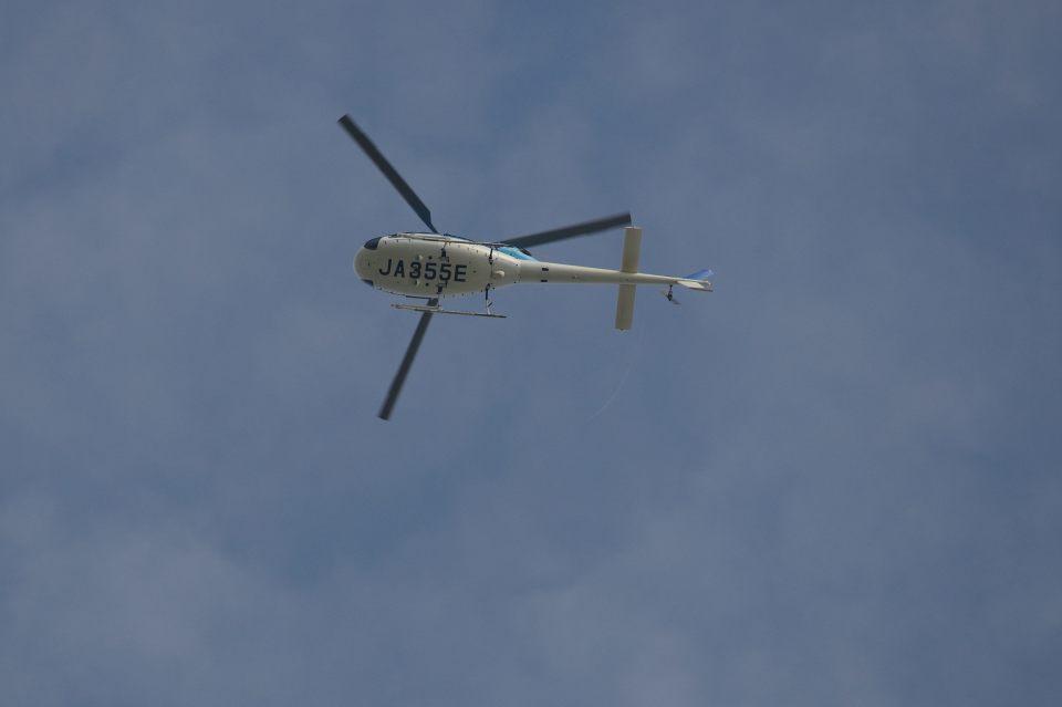 Cスマイルさんの日本法人所有 Eurocopter AS355 Ecureuil 2/TwinStar (JA355E) 航空フォト