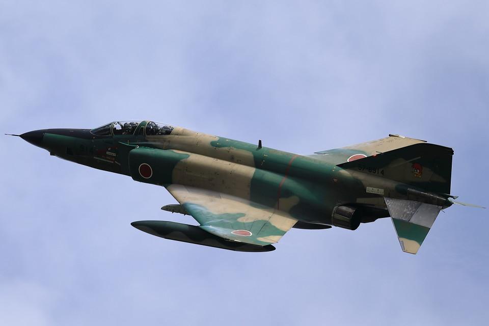 take_2014さんの航空自衛隊 McDonnell Douglas RF-4E Phantom II (57-6914) 航空フォト