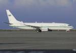 RA-86141さんが、中部国際空港で撮影したサウジアラビア王室空軍 737-8DP BBJ2の航空フォト(飛行機 写真・画像)