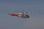NOTE00さんが、青森空港で撮影した青森県防災航空隊 412EPIの航空フォト(写真)