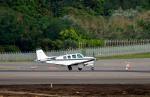 Dojalanaさんが、函館空港で撮影した日本個人所有 A36 Bonanza 36の航空フォト(写真)