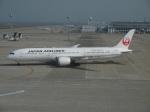 Shibataさんが、中部国際空港で撮影した日本航空 787-9の航空フォト(写真)