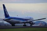 サボリーマンさんが、高松空港で撮影した全日空 767-381の航空フォト(飛行機 写真・画像)