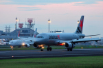 サボリーマンさんが、高松空港で撮影したジェットスター・ジャパン A320-232の航空フォト(飛行機 写真・画像)