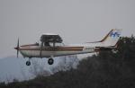 ありさんが、名古屋飛行場で撮影した本田航空 172P Skyhawk IIの航空フォト(写真)