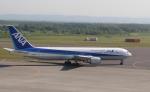 セブンさんが、新千歳空港で撮影した全日空 767-381/ERの航空フォト(飛行機 写真・画像)