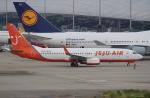セブンさんが、関西国際空港で撮影したチェジュ航空 737-83Nの航空フォト(飛行機 写真・画像)