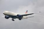 こだしさんが、成田国際空港で撮影したデルタ航空 777-232/LRの航空フォト(写真)