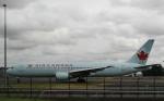 セブンさんが、パリ シャルル・ド・ゴール国際空港で撮影したエア・カナダ 767-375/ERの航空フォト(飛行機 写真・画像)