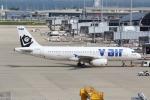 Koenig117さんが、関西国際空港で撮影したV エア A320-232の航空フォト(写真)