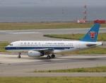 セブンさんが、関西国際空港で撮影した中国南方航空 A319-132の航空フォト(飛行機 写真・画像)