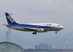 セブンさんが、関西国際空港で撮影したANAウイングス 737-5L9の航空フォト(飛行機 写真・画像)